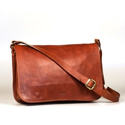I Medici Postina Messenger Bag, Made in Italy