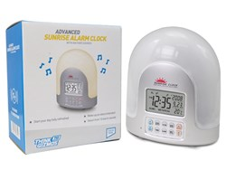 Sunrise Alarm Clock from Paramount Zone