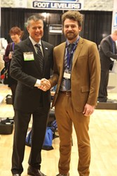Dr. Mark Elam was the recipient of a chiropractic Graduate Pack at Parker Seminars Las Vegas.