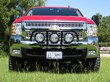 N-FAB Pre-Runner Light Bar Grille Guard