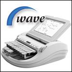 Stenograph Used Wave Writing Machine