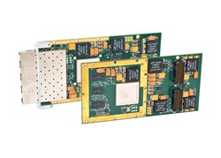 Acromag models XMC-6260 and XMC-6280 10-gigabit Ethernet interface modules