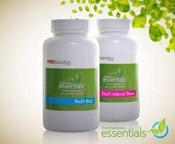 PreD Vitamin B12 and PreD Adrenal Base