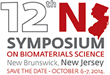 Announcing the 2014 NJ Symposium on Biomaterials Science