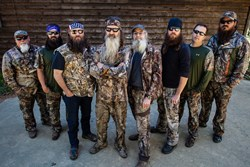 duck commander meals, buck commander equipmeny