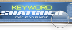 Jonathan Leger's Keyword Snatcher