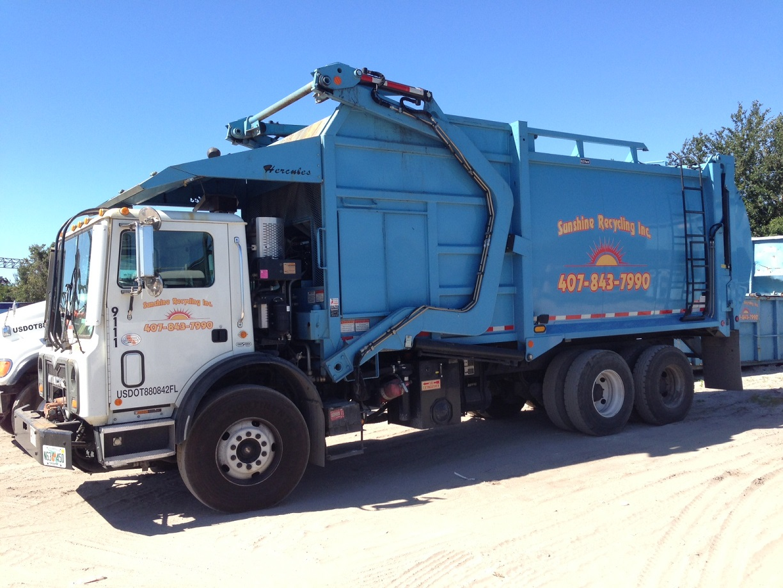 Used Trucks Orlando >> Orlando Dumpster Rental Company Adds Two New Trucks to ...
