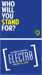 UO Miracle - Who will you stand for?