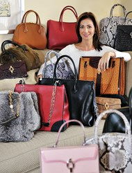 Laura Buccellati Handmade Leather Handbags