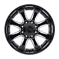 Truck Wheels by Black Rhino - the Sierra