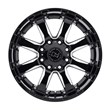 Black Rhino Truck Wheels Introduces the Distinctive Gloss Black Sierra Model, New for 2014
