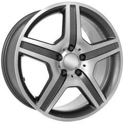Usarim offers mercedes replica wheels making the new c for Usarim mercedes benz