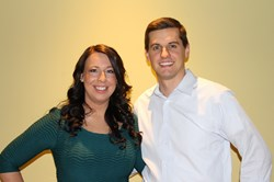 Robert Davidson and Jennifer Jungers named Assurance's 2013 Employees of the Year