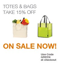 plastic bag ban, reusable bags, promotional bags, totes