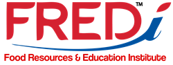 FREDi Logo Food Resources and Education Institute