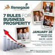 Miami Entrepreneurs Group to Reveal Seven Rules for Business...