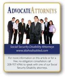 Social Security Attorney Boise