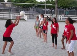 sandvolleyball