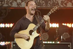 Dave Matthews Band Summer Tour Schedule
