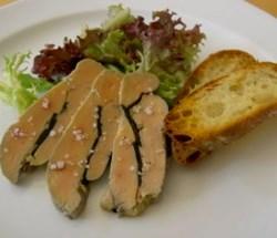 Black Truffle and Foie Gras Terrine