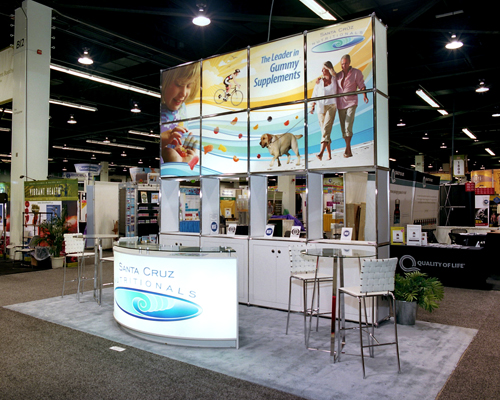 Trade Show Booth Orange County : Orange county based company absolute exhibits to help
