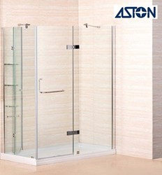 Bathroom Renovation Frameless Shower Door Shower Enclosure Bath