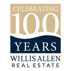 100 Year Logo Willis Allen