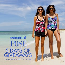 swimsuitsforall and POSE Magazine team up on five day social media giveaway