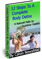 12 steps to a complete body detox review