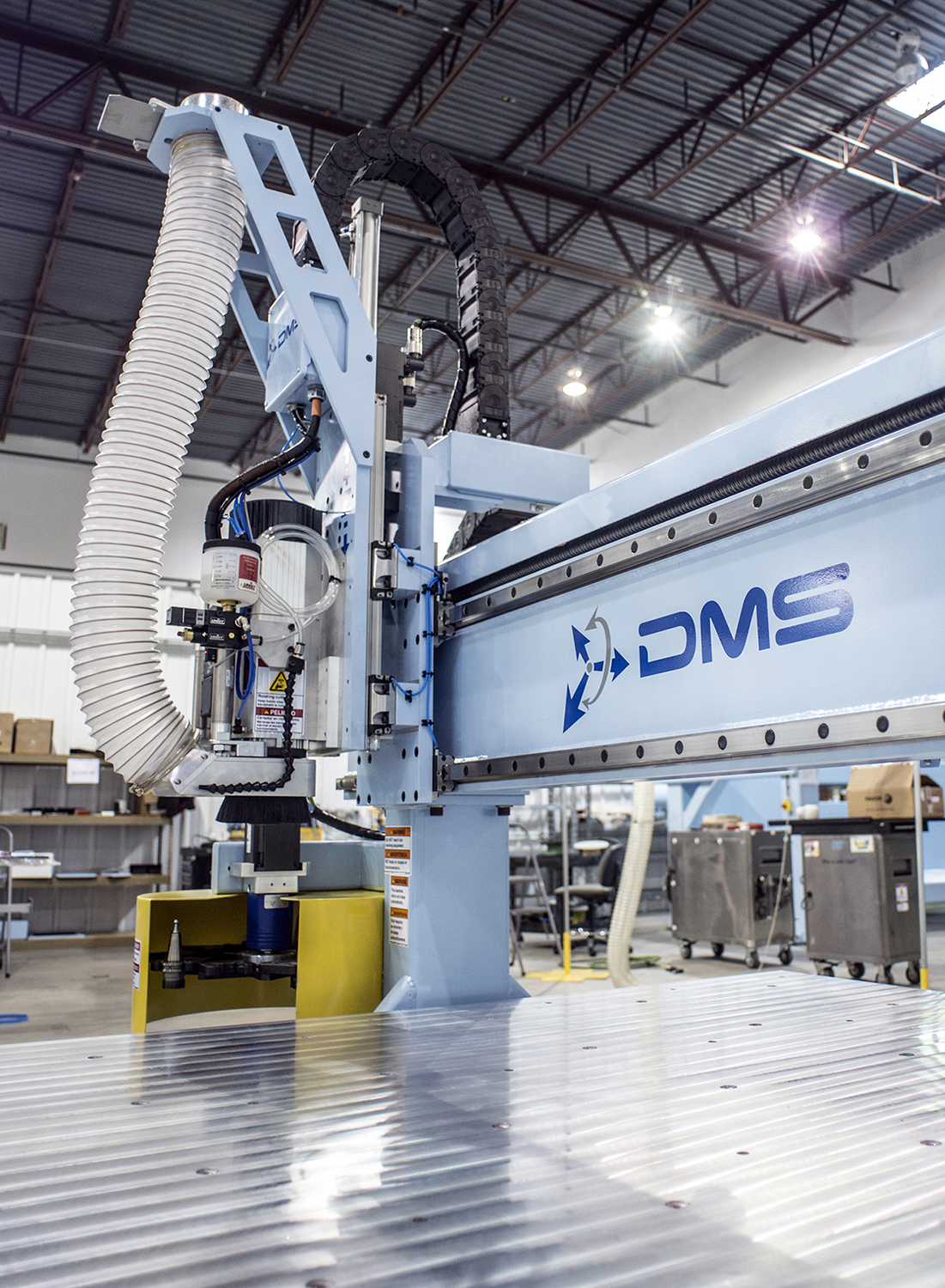 Diversified Machine Systems Dms Announces Fagor