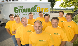 The Grounds Guys Front Line Team