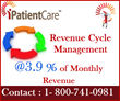 iPatientCare's Clinically-driven Revenue Cycle Management  (RCM) Service has been Successfully Adopted and Recognized by Users