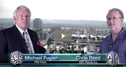 FSXinterlink host, Michael Fugler interviews Reeds Inc CEO, Chris Reed, at FSXinterlinked Investment Conference