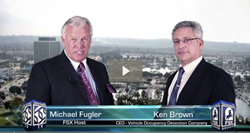 FSXinterlinked host, Michel Fugler, interviews Ken Brown, CEO of Vehicle Occupancy Detection Company