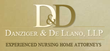 Nursing Home Law Firm Danziger & De Llano, LLP Adds New Pages to...