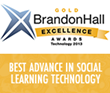 River Brings Home the Gold for Best Advance in Social Learning...