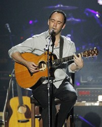 Dave Matthews Band Summer Tour