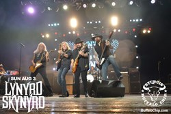 Skynyrd to Rock Buffalo Chip August 3rd