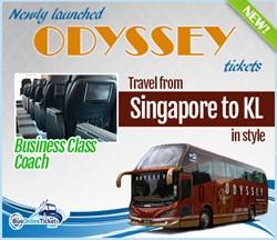 odyssey bus
