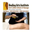 The Healing Arts Institute of Fort Collins Stresses Newest Massage...