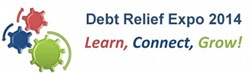 Debt Relief Expo 2014 - Year round free virtual conference and trade show.