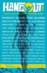 Hangout Music Fest Line-up 2014 Announced, Ticket Prices, Ticket Inventory Set Times, Schedule