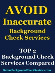 Best Background Check Service Comparison