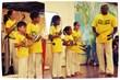 Youth Capoeria Performance w/ Mestre Amen Santo