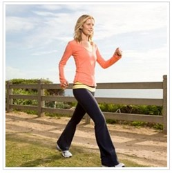 health benefits of walking review