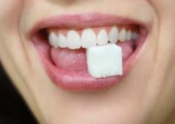 Eating too much sugar can cause gum disease