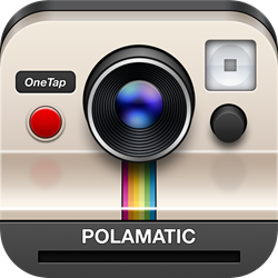Bring back the magic of Polaroid photography on your Apple device with the redesigned Polamatic App by Polaroid