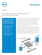 Bloombase data at-rest security solution brief