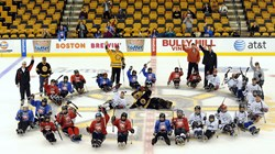 2011 Bruins Sled Hockey Experience.