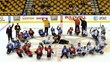 Bruins Sled Hockey Experience Beneficial to Participating Athletes